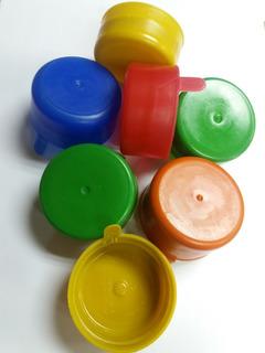 Tapas Plasticas Para Botellon De 18 Litros/somos Fabricantes