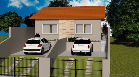 Casa Com 2 Dormitórios À Venda, 56 M² Por R$ 200.000 - Jardim São Felipe - Atibaia/sp - Ca0346