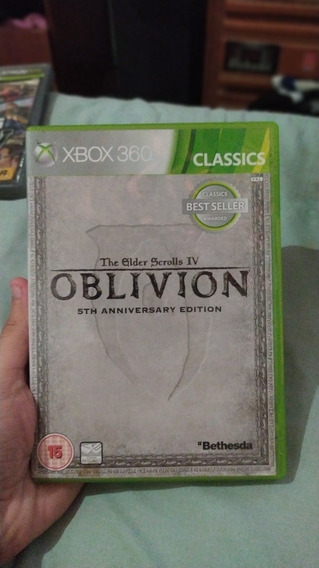 The Elder Scrolls 4 Oblivion 5th Anniversary Edition Xbox360