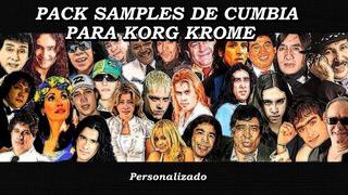 Pack Sonidos Para Korg Kross 1 ( Meta Samples)