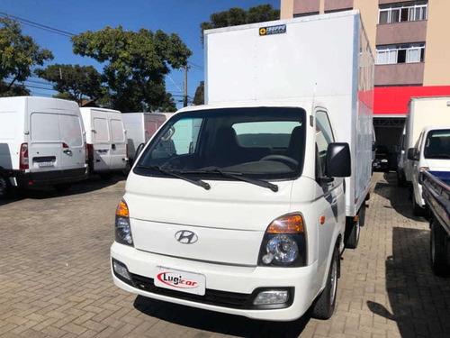 Imagem 1 de 7 de Hyundai Hr Baú 2014