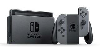 Consola Nintendo Switch Con Control Y 2 Juegos. Casi Sin Uso