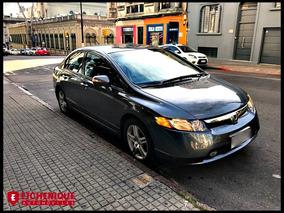 Honda Civic Exs A/t 1.8 Unico Dueño - Etchenique