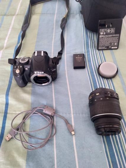 Câmera Nikon D3100 Com 11700 Cliques
