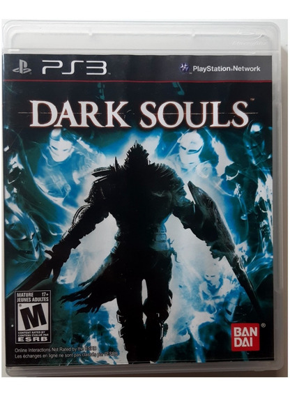 Dark Souls Ps3 Midia Fisica