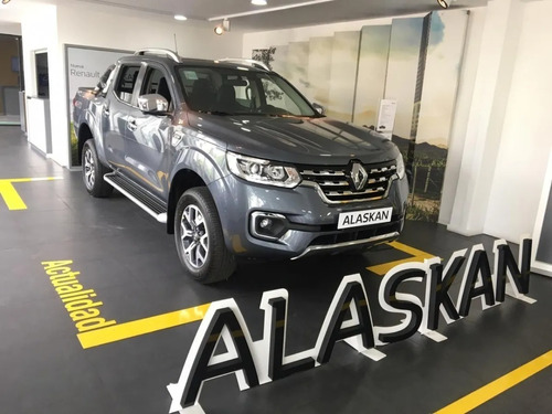 Nueva Renault Alaskan Intense 2.3 (2021) N.a