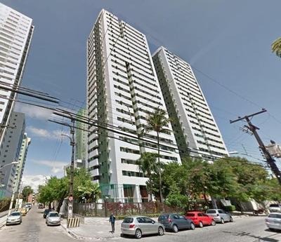 Apartamento Em Torre, Recife/pe De 65m² 3 Quartos À Venda Por R$ 360.000,00 - Ap171881