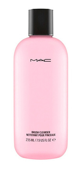 Limpiador De Brochas Maquillaje Mac Brush Cleanser 235ml