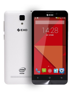 Telefono Celular Exo 8gb 2 Doble Chip P/ Adultos Oferta