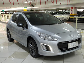 Peugeot 308 1.6 Griffe Thp 16v Gasolina 4p Automático