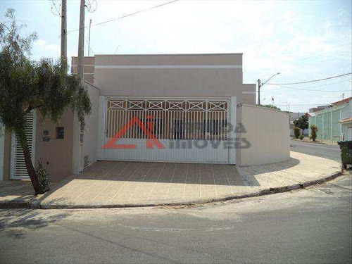 Casa Com 3 Dorms, Jardim Paulista, Itu - R$ 420 Mil, Cod: 40755 - V40755