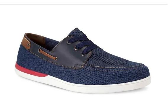 Zapato Tenis And Flat Azul Marino 2655666 E-20