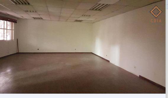 Sala Comercial 120 M², Recepção, Produção, Refeitório, Wcs, Copa Pacote R$ 4.459,00 - Sa0030