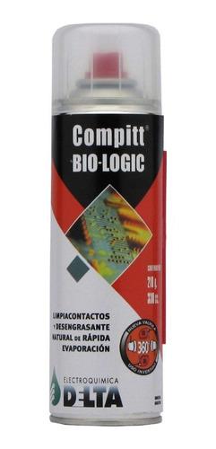 Compitt Bio-logic Desengrasante Limpiacontactos Bio Logic