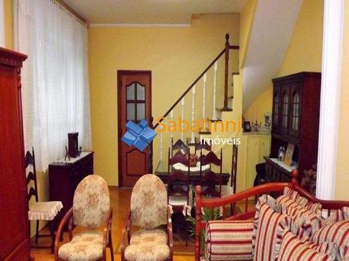 Imagem 1 de 15 de Casa A Venda Em Sp Belem - Ca00364 - 69334337