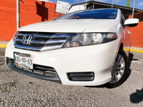 Honda City 1.5 Ex Mt 2013 Autos Puebla