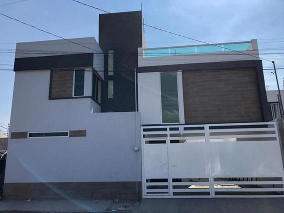 Bonita Casa En Venta A 3 Calles De 16 De Septiembre