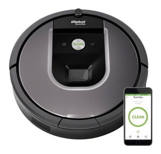Robot Aspirador Irobot® Roomba® 960 Con Conexión Wi-fi®