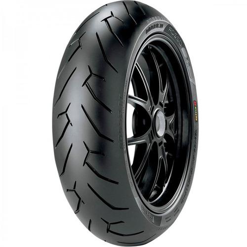 Cubierta Pirelli 190 55 17 Diablo Rosso 2 Zx10 R1 Cuotas