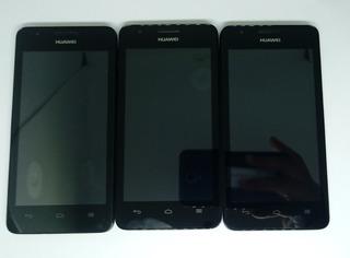 Huawei Ascend G510 Preto Vitrine
