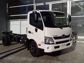 Camión Hino 816 Version Long (serie 300) Grupo Toyota