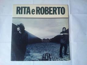 Lp Rita Lee & Roberto 1985 C/ Encarte E Poster Vinil Excelen