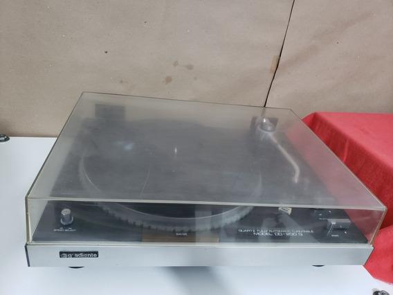 Toca Disco Gradiente Dd 200q