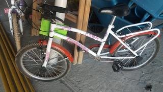 Bicicleta Niña Fiorenza Rodado 20