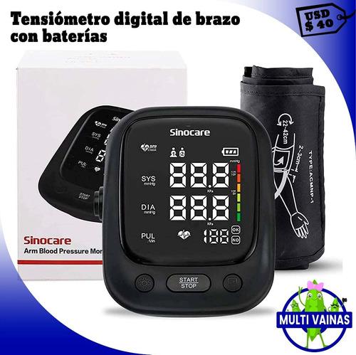 Imagen 1 de 2 de T En Sióme Tro Digital De Brazo Con Baterías