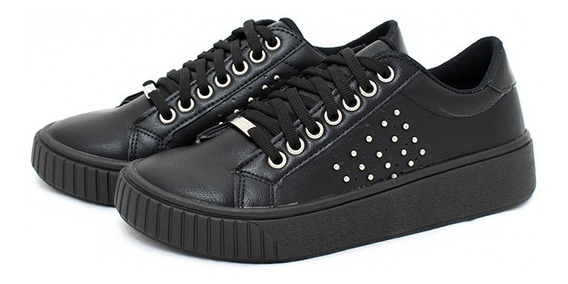 Zapatillas Mujer Savage Verano 2020 Dama Moda Tachas Lr 31