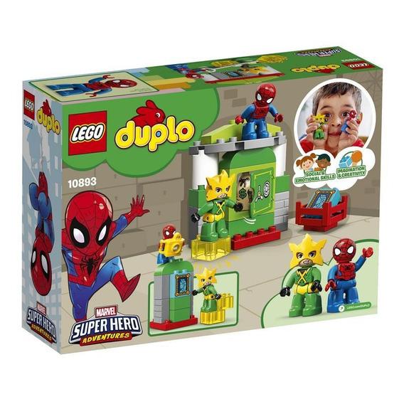 Lego 10893 Spider-man Vs. Electro