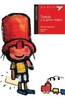 Tomas Y La Goma Magica - Alcantara Ricardo - Edelvives