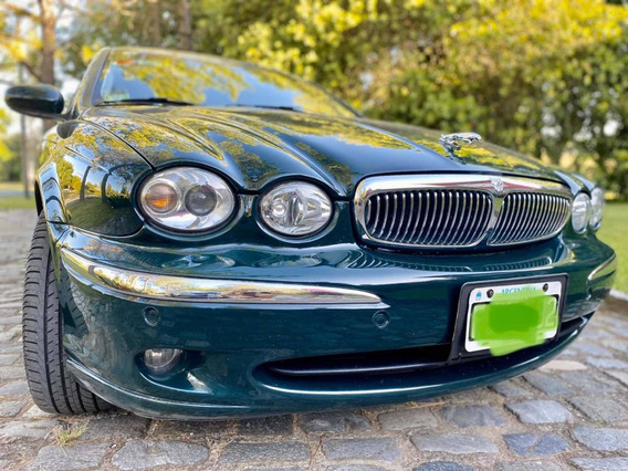 Jaguar X-type 2.0 V6 Se 2006 Impecable Total Solo 53000 Klms