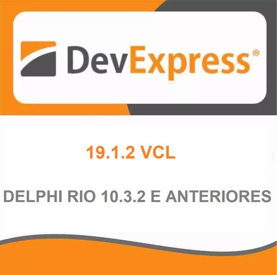 Devexpress 19.1.2 Xe Até Rio 10.3.2 - Completo Com Fontes E Instalador + Suporte Para Instalação
