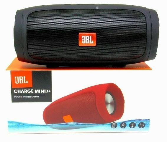 Promoção Caixa Som Charge 3 Mini Bluetooth Usb
