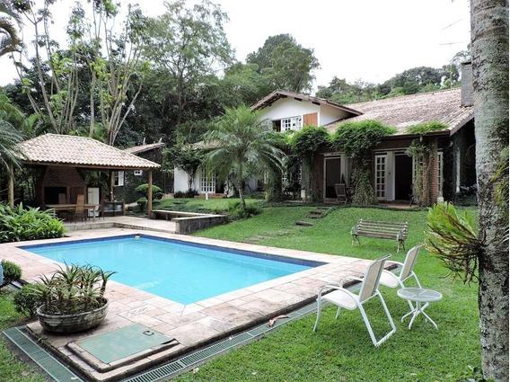 Casa Para Alugar - Condomínio Granja Do Lago - Cotia - 604 - 34620228