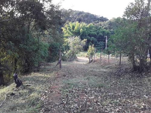 Chácara No Sul De Minas, Cidade De Caxambu , Com 5.000 M2, Terreno Plano ,  09 Klm Da Cidade. - 518