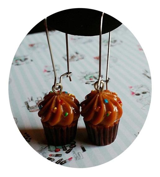 Brinco Fun Pop Cupcake Doce De Leite Diferente Instagram