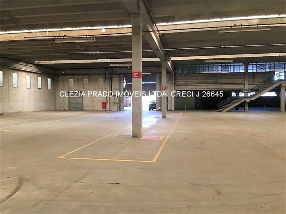 Galpão Para Locação, Industrial Anhanguera, Osasco - Ga01271 - 32304959