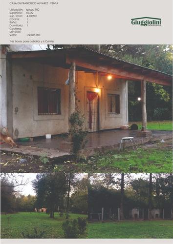 Casa Quinta / Apta Actividades Rurales / Oportunidad