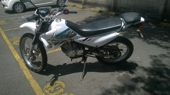 Yamaha Xtz 125 2015 Blanca