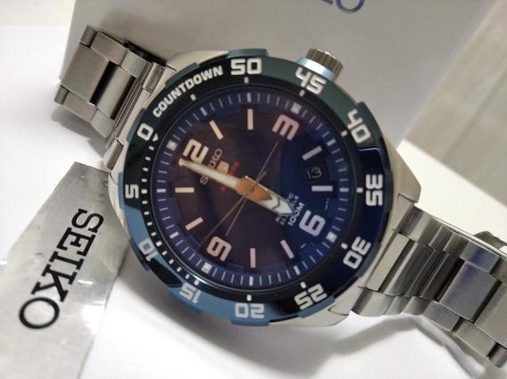 Relógio Seiko 5 Sports Automatico Novíssimo C/ Estojo