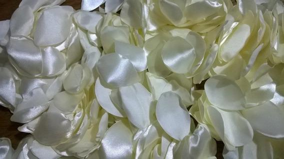 500 Petalos De Rosa En Raso.decorac Centros De Mesas, Camin