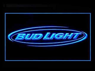 Letrero Luminoso De Neon Bud Ligth Cerveza Fiesta Bar01. Lam