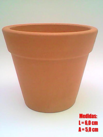 80 Mini Vasinho Cerâmica P/ Lembrancinha Casamento 6 X 5 Cm