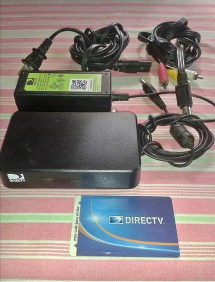 Equipo Directv L14 Sin Detalles Completo Con Su Antena 120$