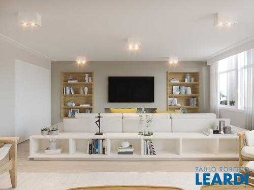 Imagem 1 de 6 de Apartamento - Jardim América  - Sp - 584695