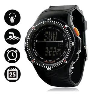Reloj Skmei Tactil Hombre Mujer Deportivo Sumergible Alarma