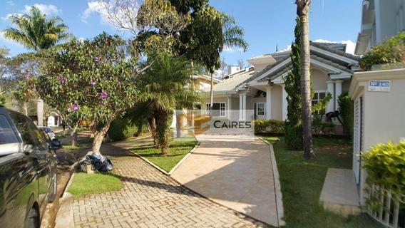 Casa Com 4 Dormitórios, 390 M² - Venda Por R$ 1.650.000,00 Ou Aluguel Por R$ 6.000,00/mês - Loteamento Residencial Fazenda São José - Valinhos/sp - Ca2829