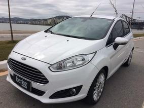 Ford New Fiesta Hatch Tit./tit.plus 1.6 16v Flex Aut.